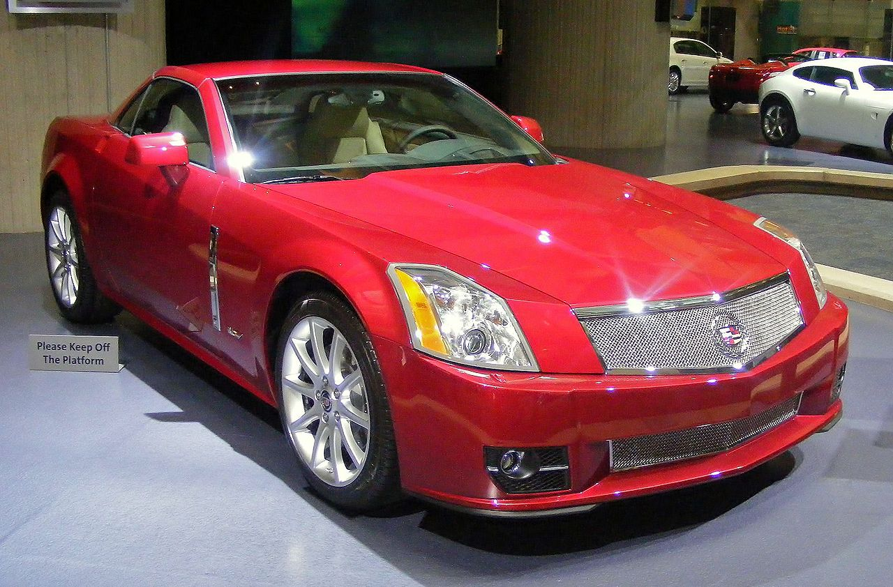 Cadillac XLR Auto Glass Repair in Phoenix
