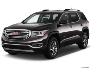 GMC Acadia glass repair
