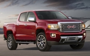 GMC Canyon Auto Glass Repair