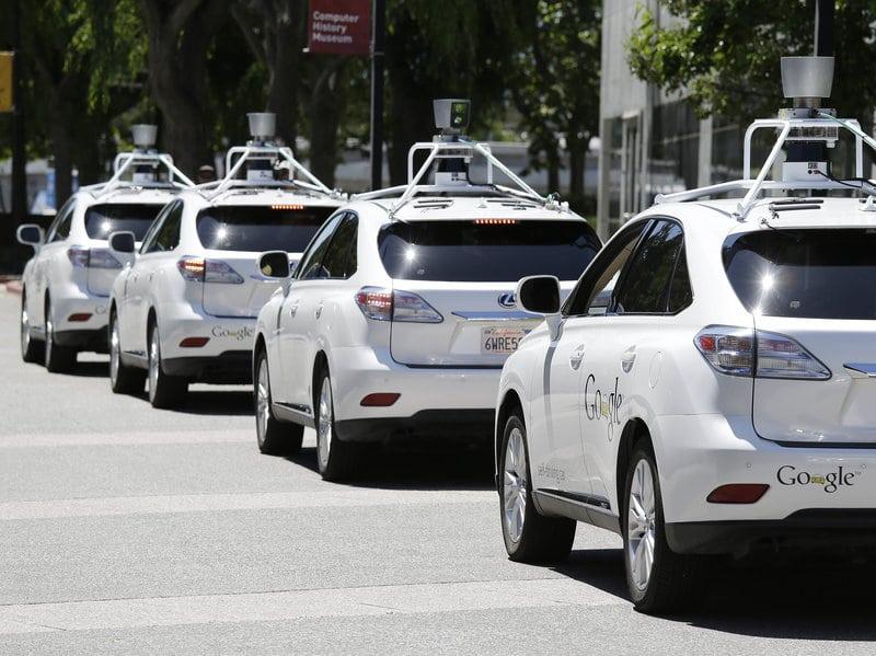 self driving cars insurance