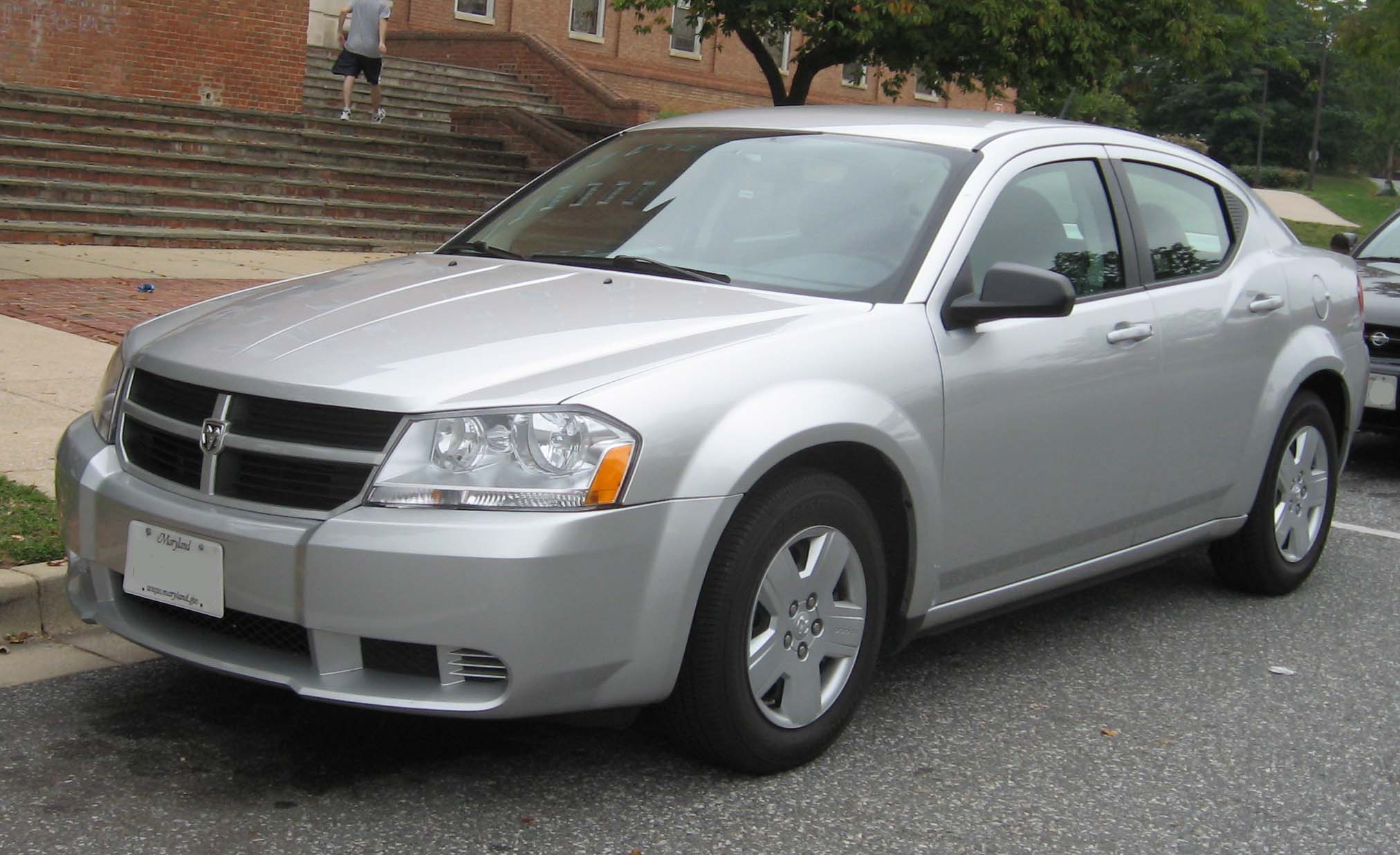 Dodge Avenger Glass Repair & Replacement