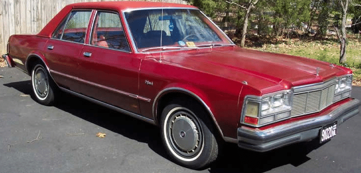 Have A Broken Window On Your Dodge Diplomat?