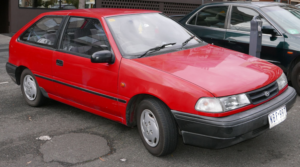 hyundai excel window replacement