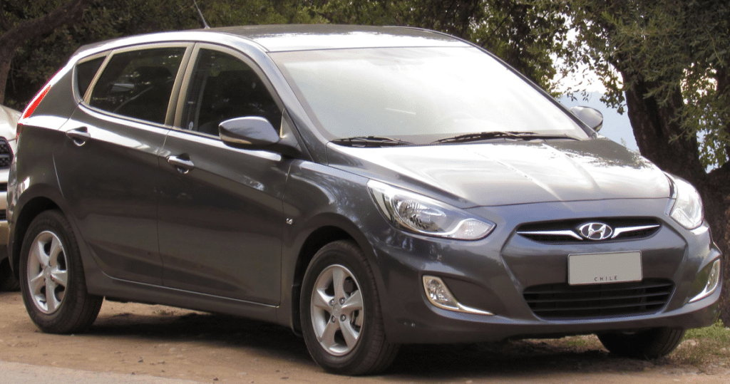 Auto Glass & Rock Chip Repair for Hyundai Accent