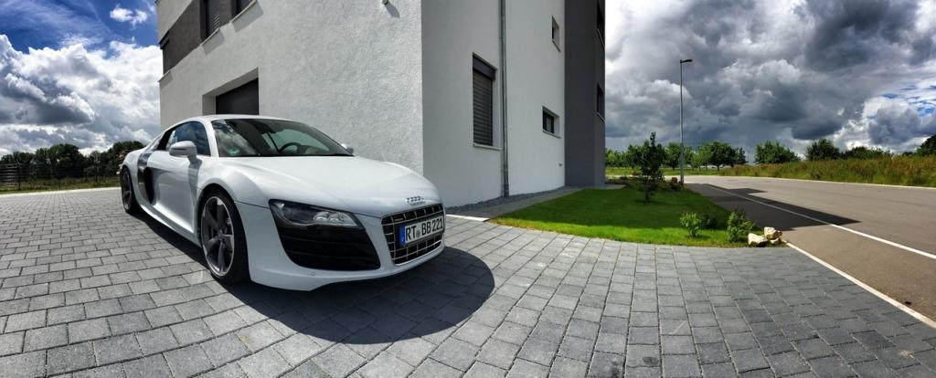 Audi Adding Solar Cells Inside Window Glass for Future Cars