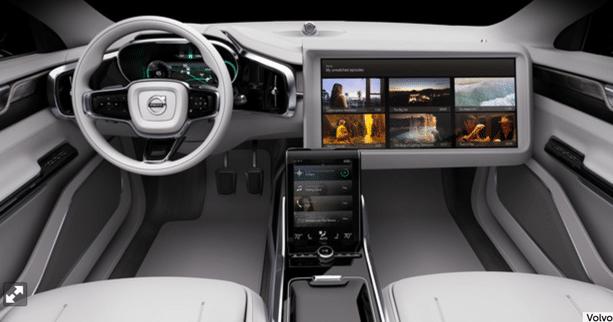 self driving cars