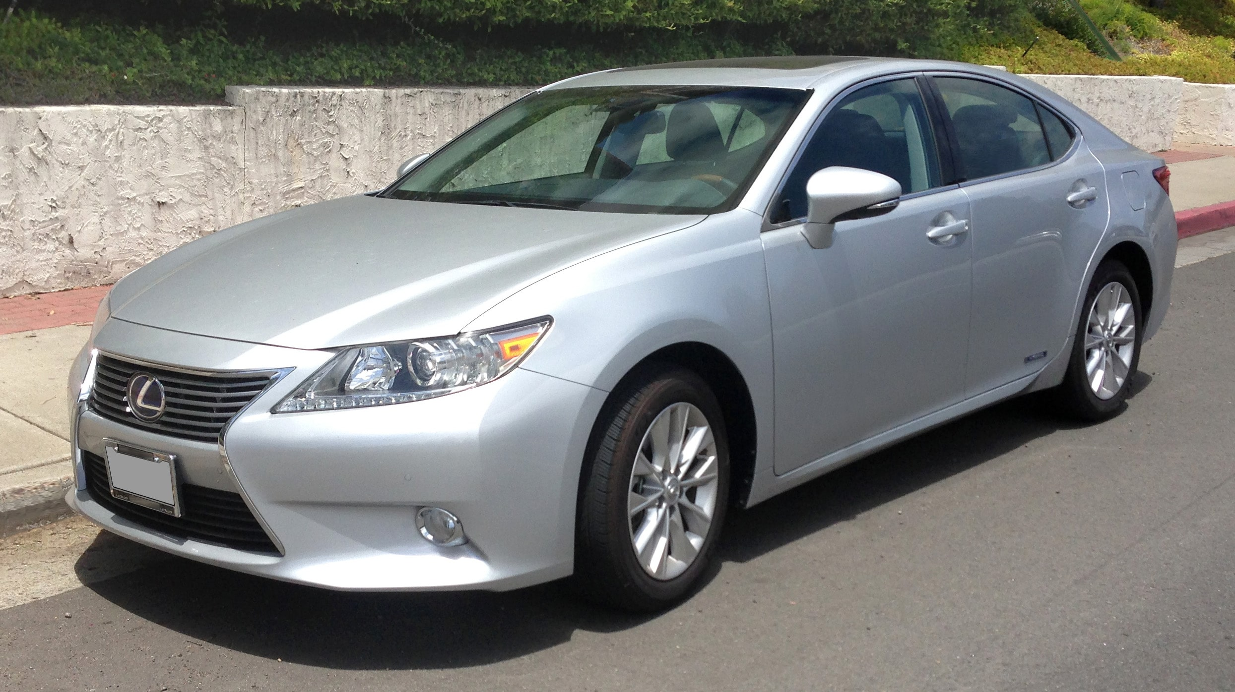 Lexus ES Windshield & Glass Repair in Phoenix