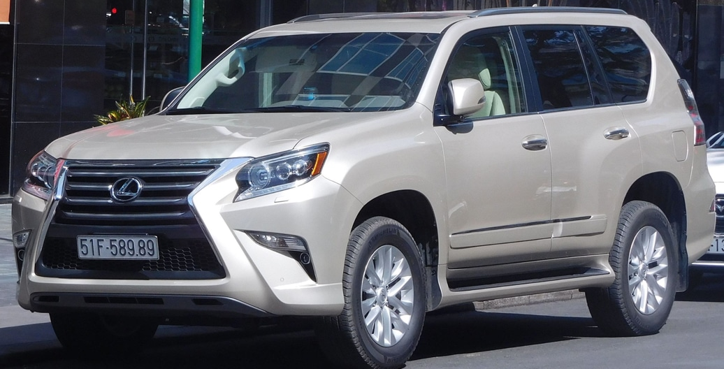 Lexus GX Windshield Repair and Replacement
