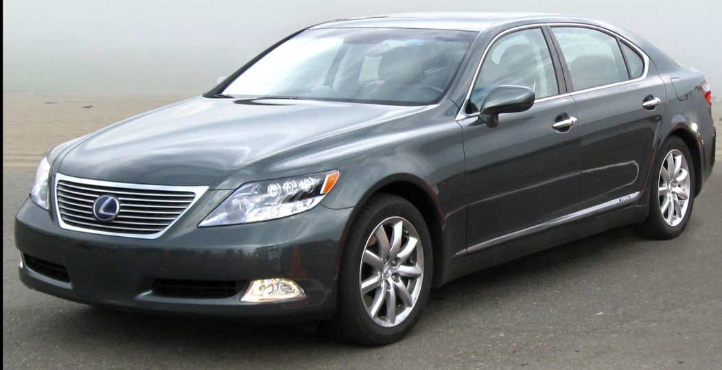 Lexus LS Windshield & Window Repair