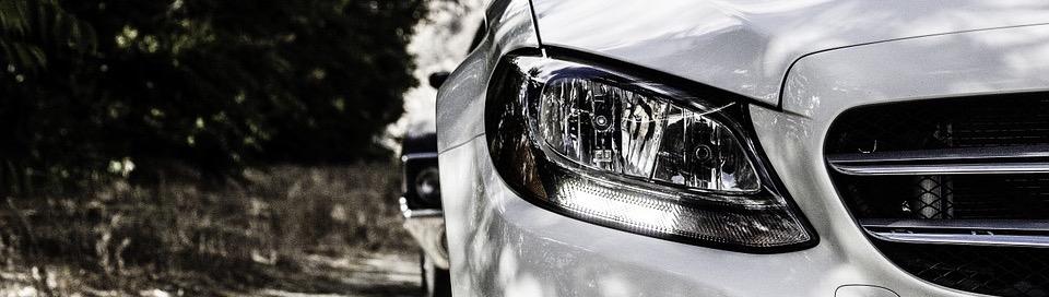 mercedes smart headlights