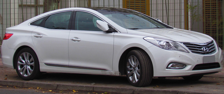 Hyundai Azera Auto Glass Repair & Replacement