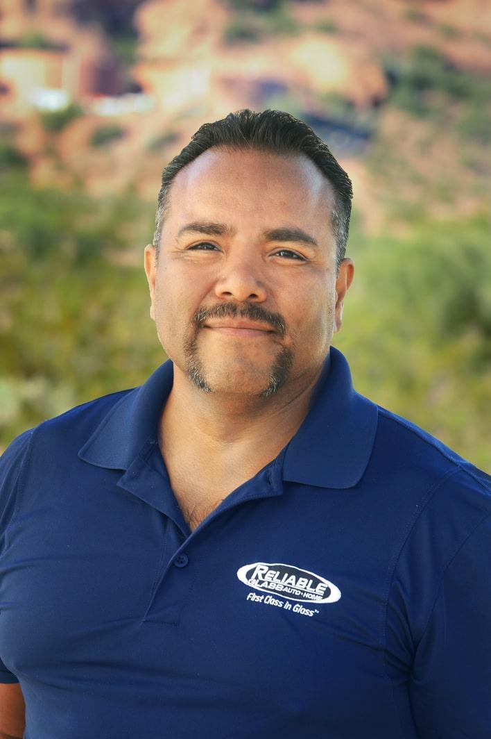 Frank - Auto Glass Technician