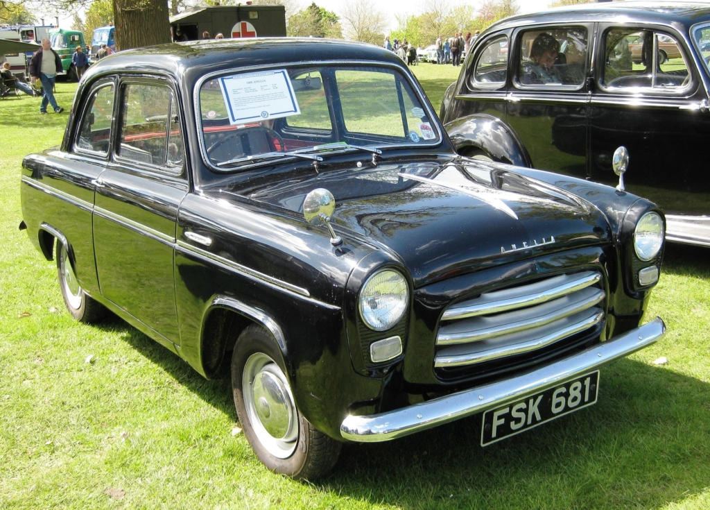 Auto Glass Repair and Replacement for Ford Anglia