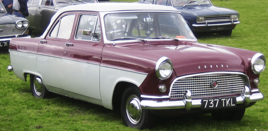 Window and Windshield Repair for Ford Consul