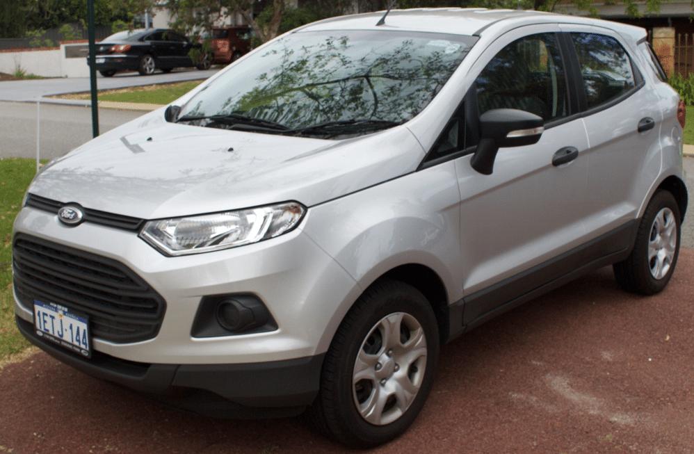 Ford Ecosport Window & Windshield Repair