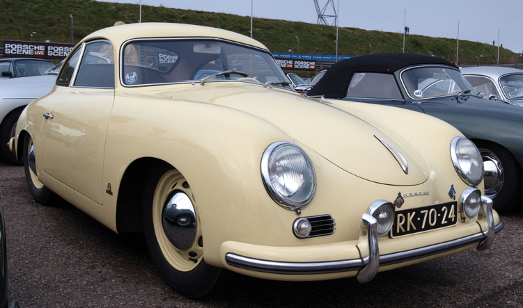 Auto Glass Repair and Replacement for Porsche 356 (1948-1965)