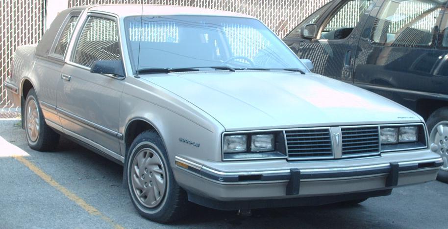 Pontiac 6000 windshield repair phoenix