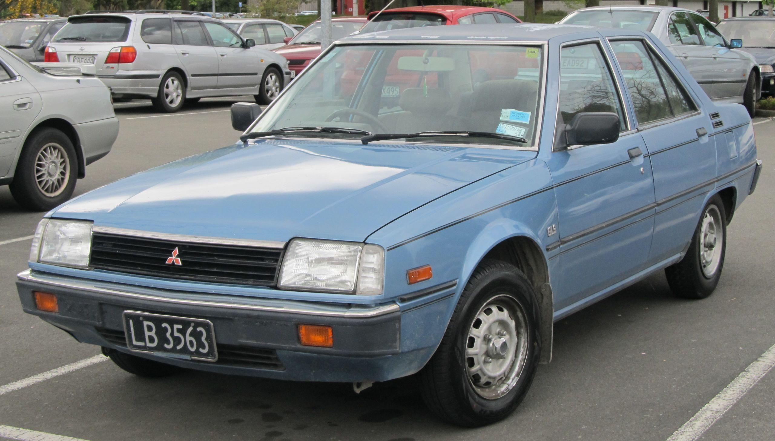 Mitsubishi Tredia Windshield Repair & Replacement