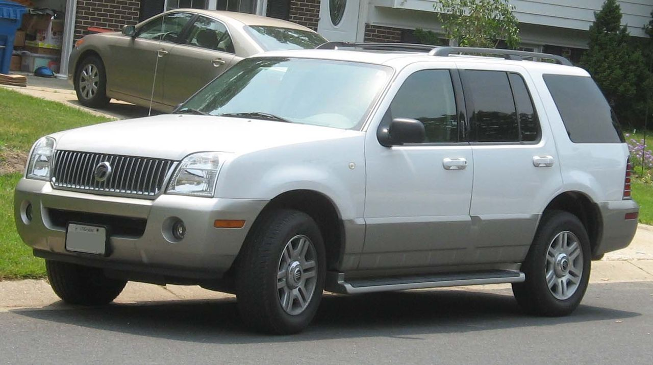 Auto Glass Repair and Replacement for Mercury Mountaineer