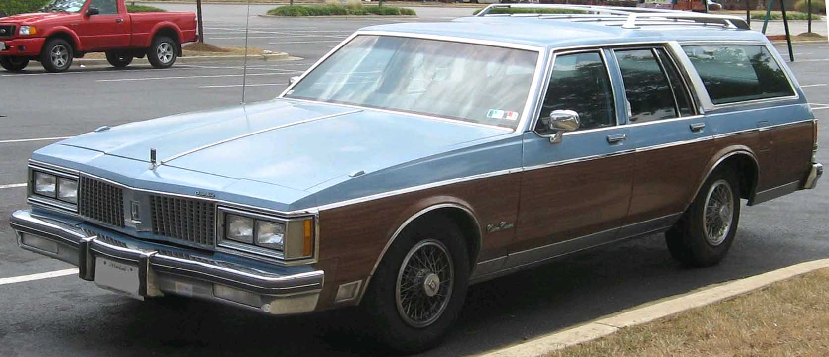 Oldsmobile Custom Cruiser window repair az