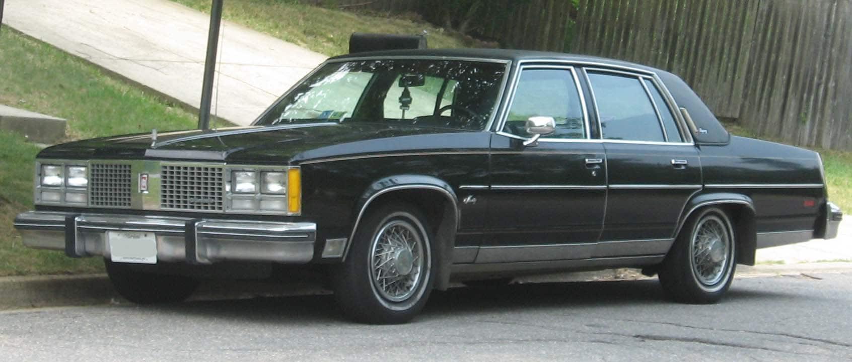 oldsmobile 98 top window repair az