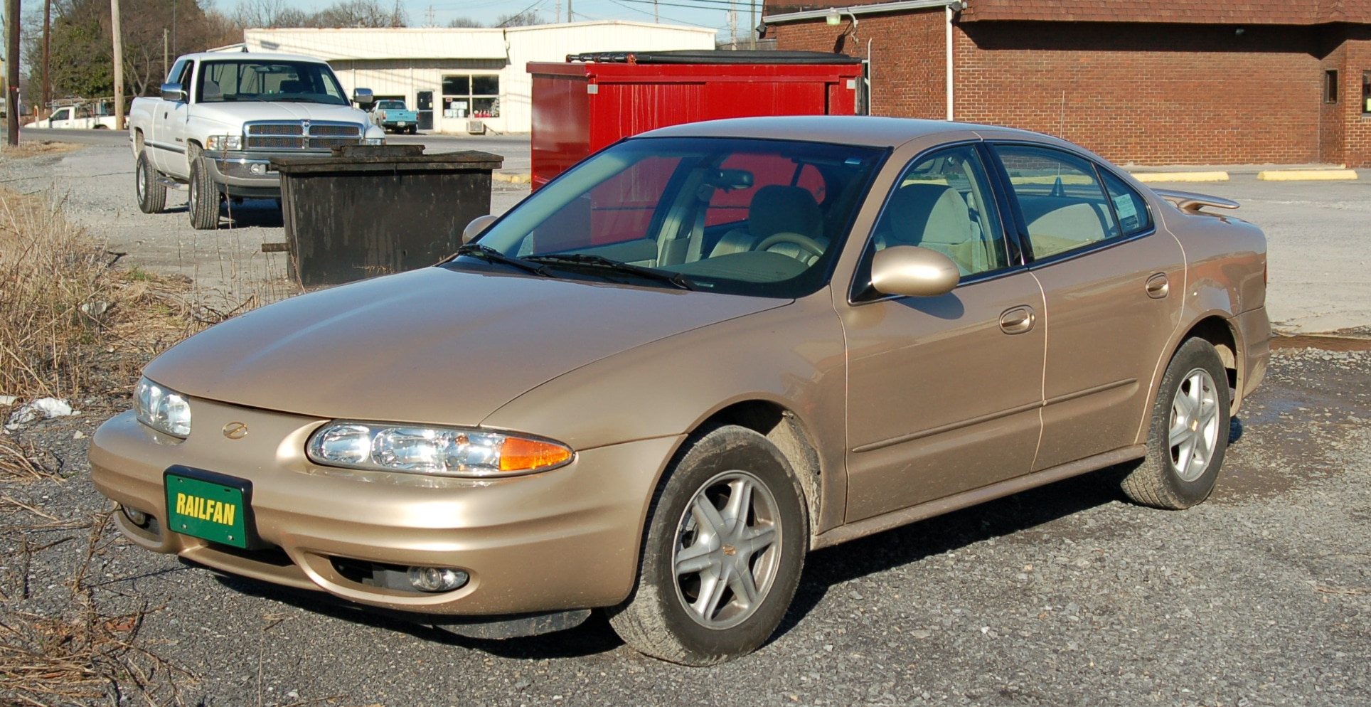 Auto Glass Repair and Replacement for Oldsmobile Auto