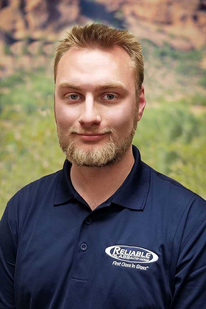 Luke - Auto Glass Technician