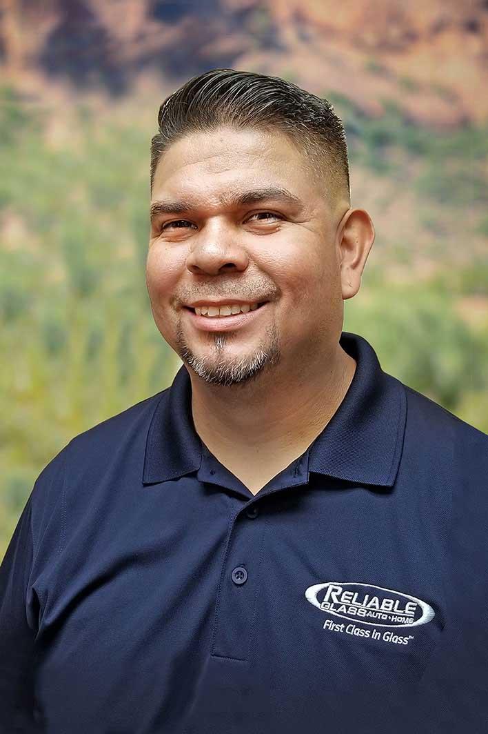 Raul Ruiz - Auto Glass Technician