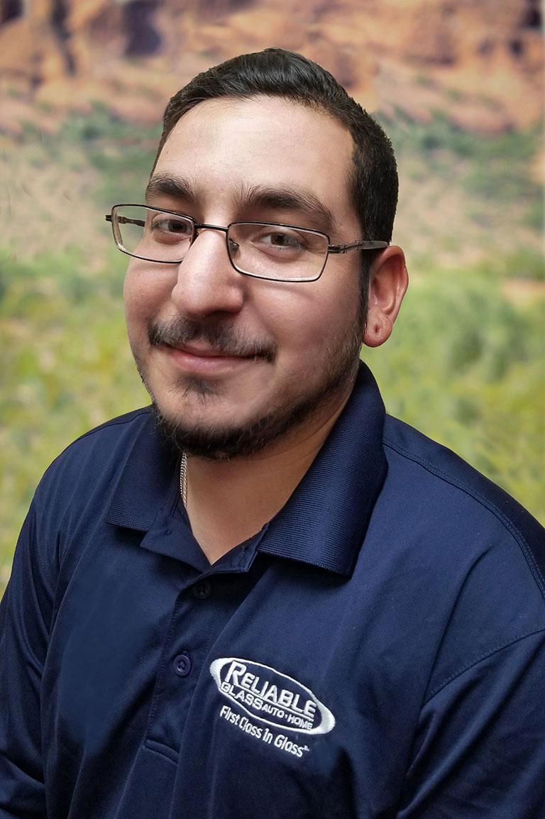 Gilbert Padilla - Auto Glass Technician