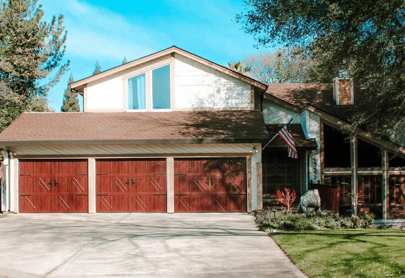 New garage installation services Sacramento