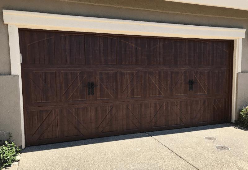 garage door replacement services Granite Bay CA
