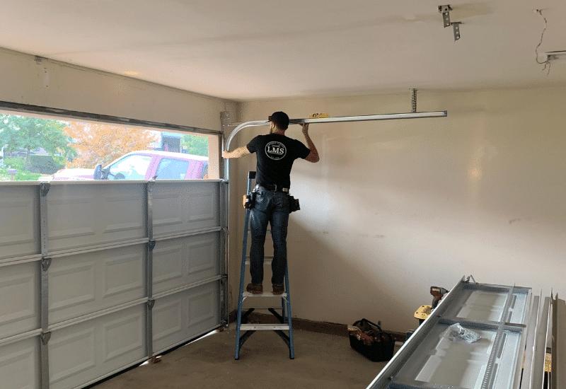 New garage installation repair services