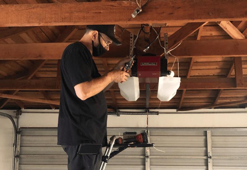 New garage installation services Folsom