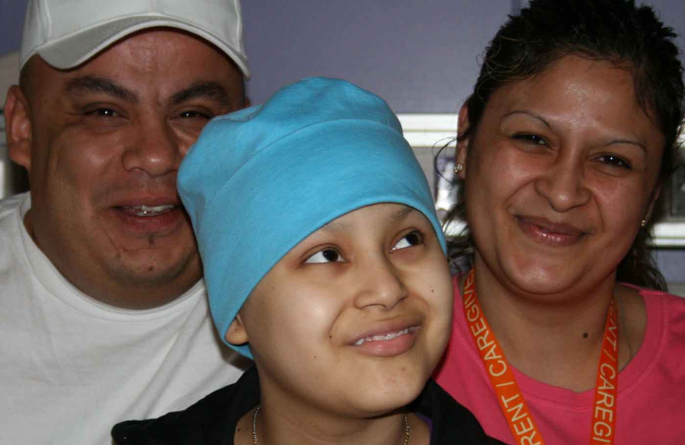 Anelia during Treatment