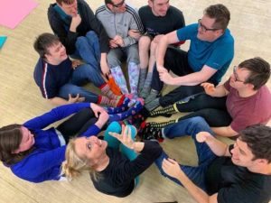 rock your socks with adults with disabilities