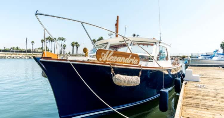 Classic-Wood-Boat-Private-Charter-image-1