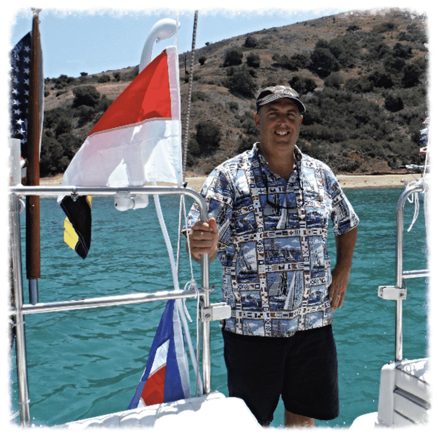 Prince Chater Captain Doug