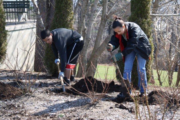 Planting Day 2011 – 7