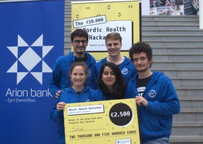 Salud – Nordic Health Hackathon
