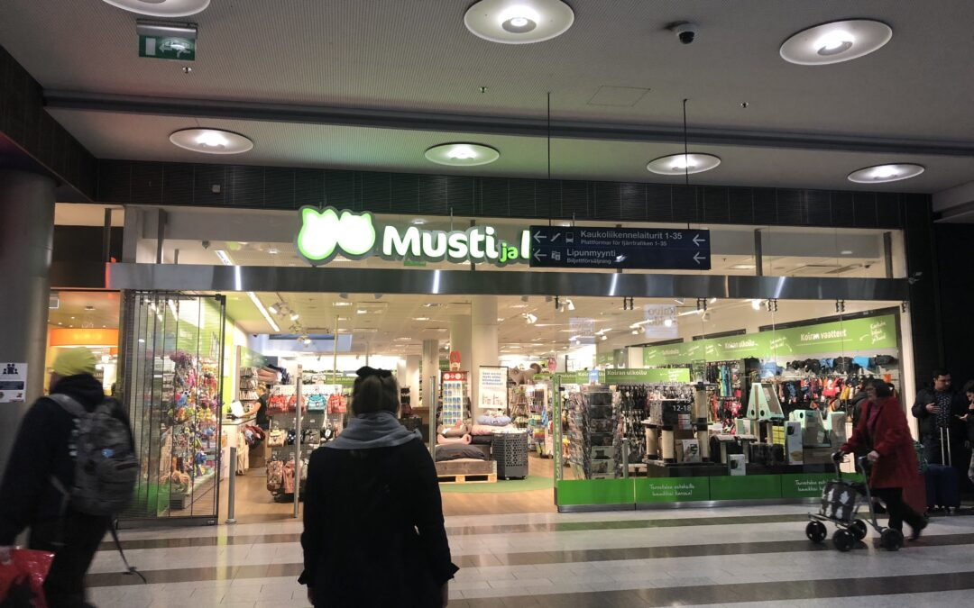 Musti Ja Mirri – User-Centered Methods