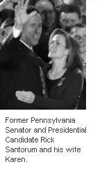 Se. Rick Santorum