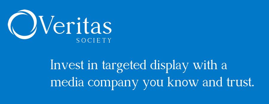 Veritas Society Targeted Display