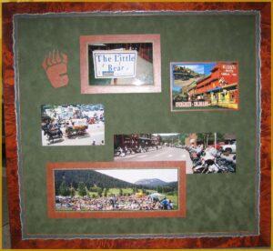 photo collage framing