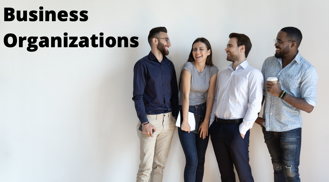 Houston Business Organizations