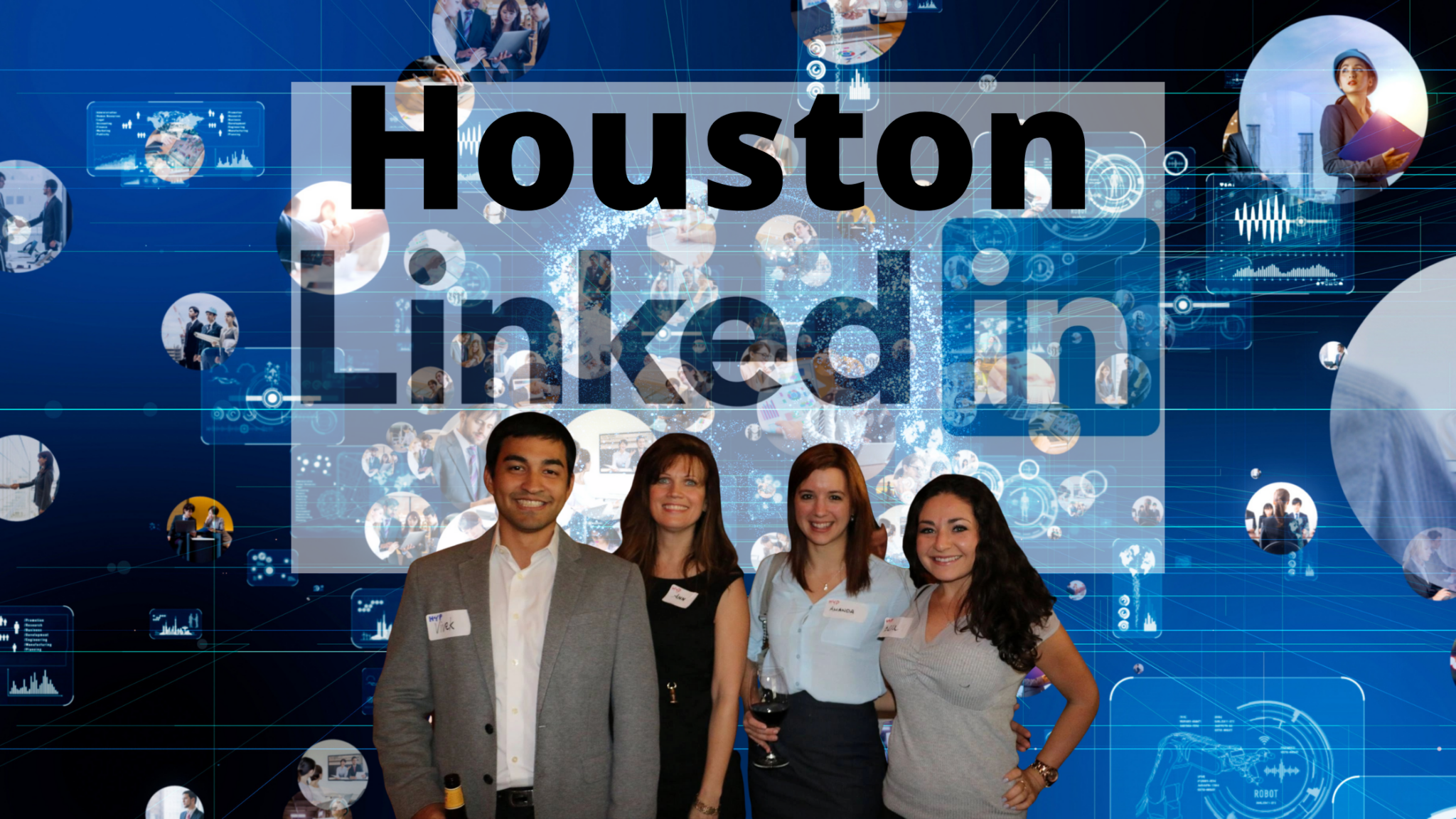 Houston LinkedIn Group