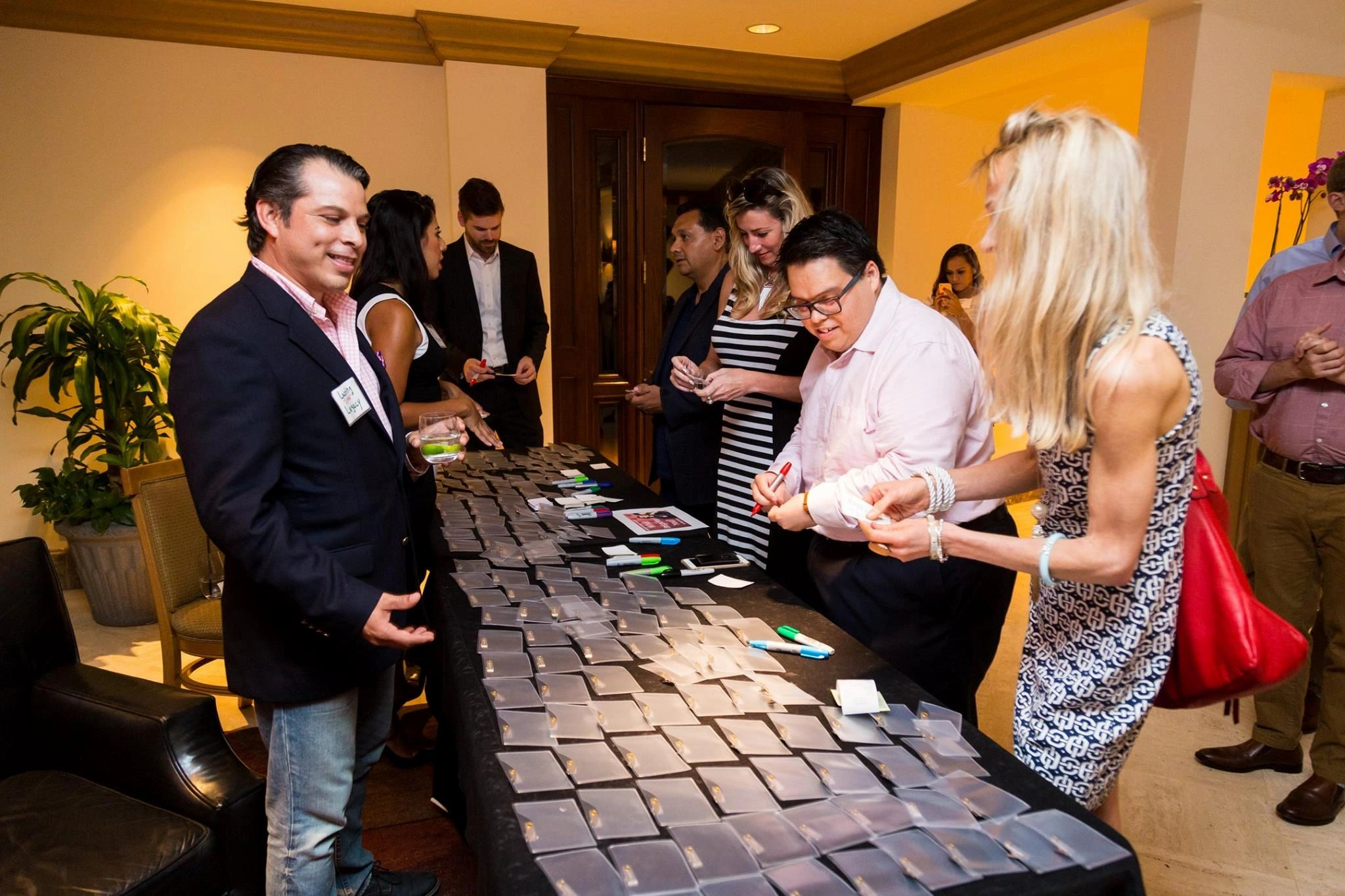 Young Professionals Networking in Houston