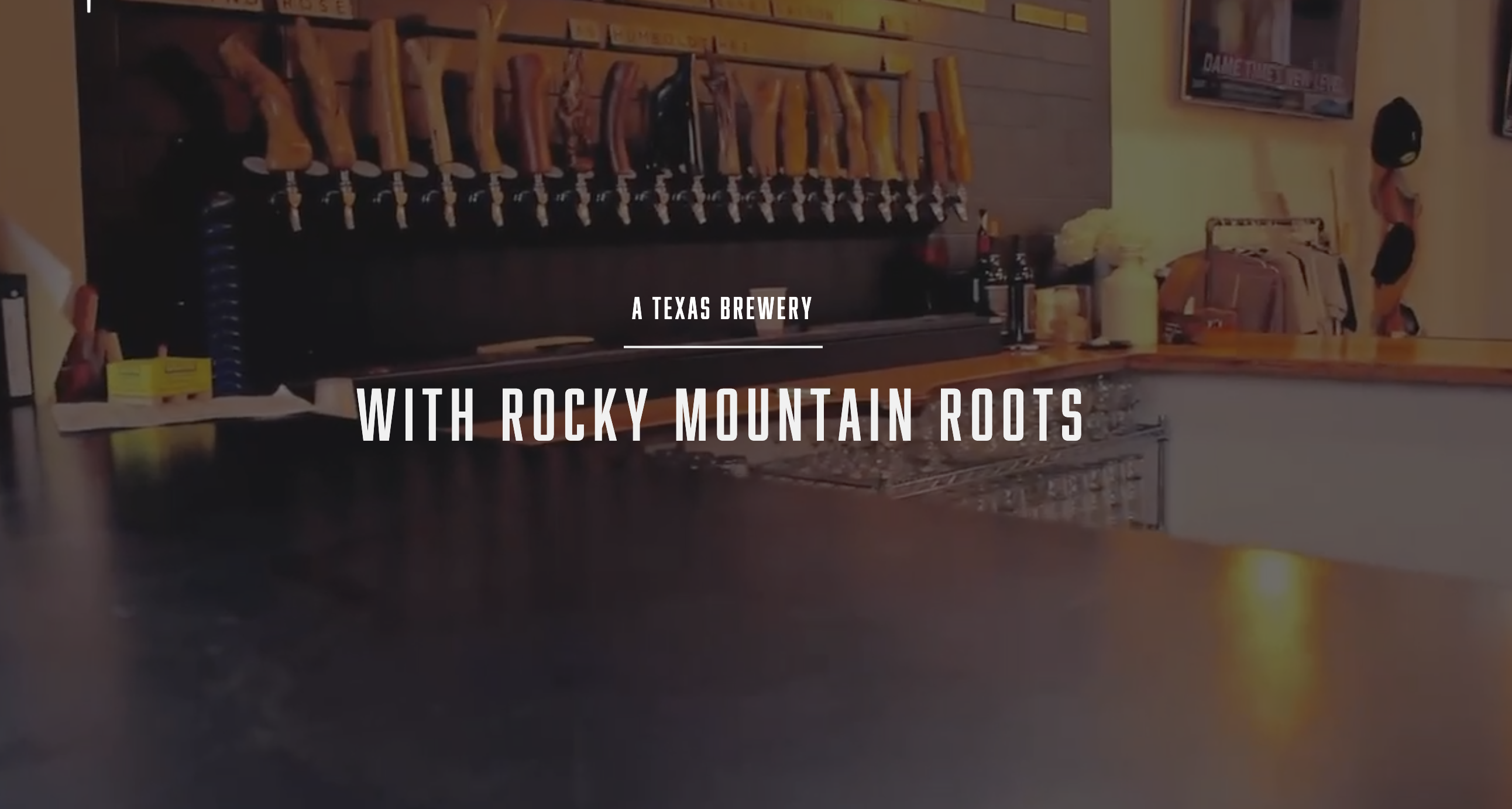 WITH ROCKY MOUNTAIN ROOTS