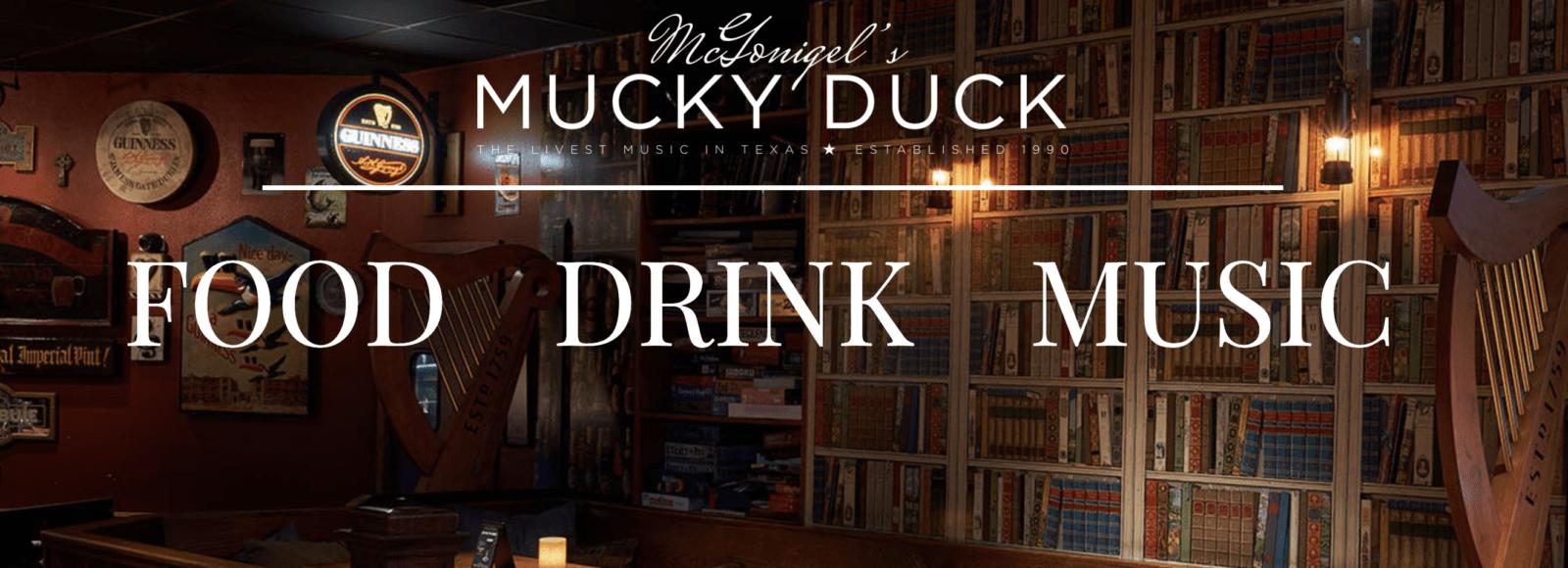 Mucky Duck Houston