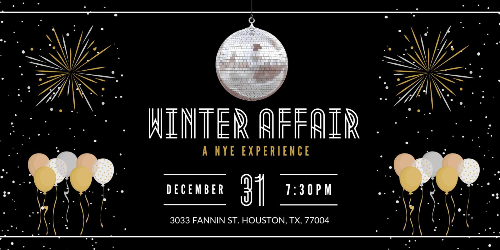 Winter Wonderland Houston