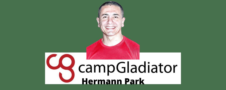 Shein Armaan Camp Gladiator Hermann Park